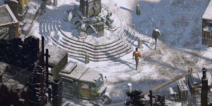How Disco Elysium Went from a D&D Group to a Huge Hit | Game Rant