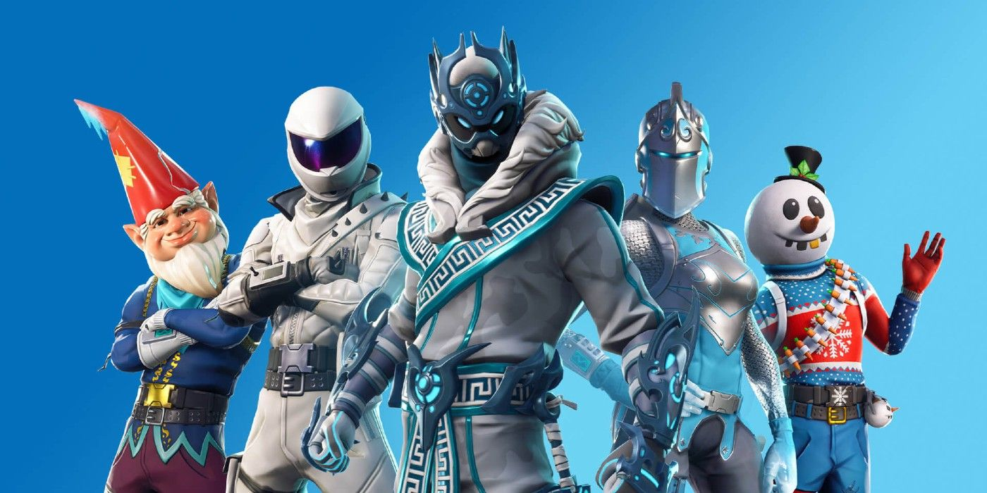 Fortnite Adds Surprising New Feature Battle Royale Mode