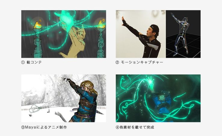 Nintendo Shares Zelda Breath Of The Wild Sequel Images From