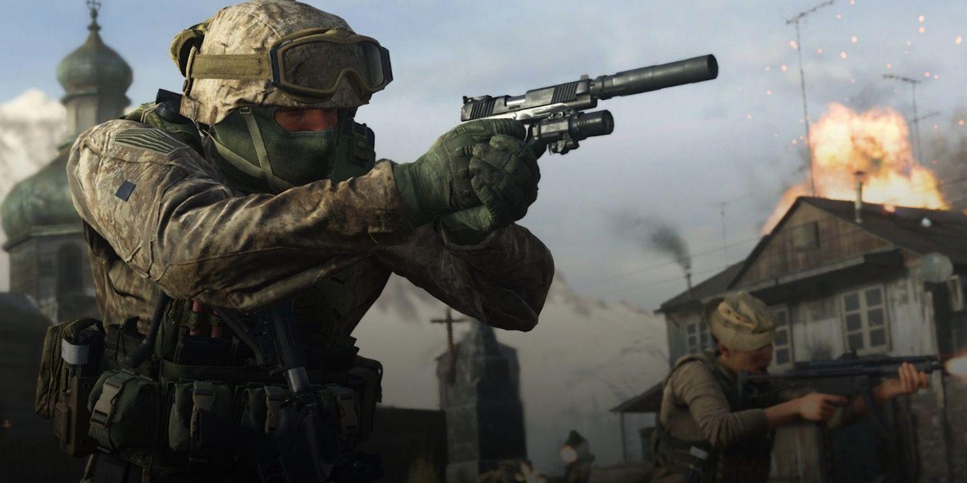 Call of Duty: Modern Warfare Confirms Fan Favorite Playlist Will Return