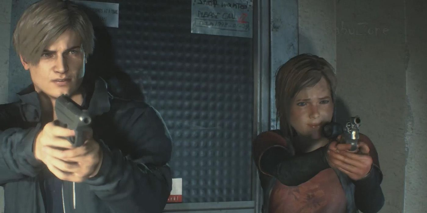 New Resident Evil Mod Lets You Play As Ellie From Last Of Us