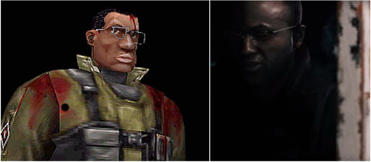 Every Revealed Resident Evil 3 Remake Character Design Compared To