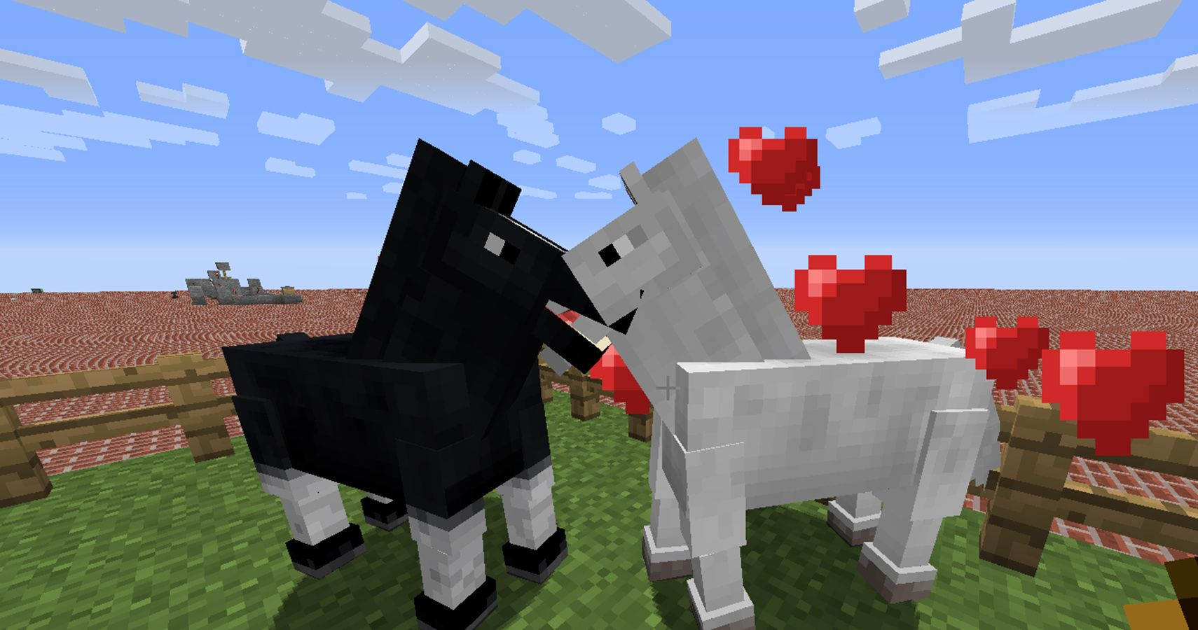 How To Breed Horses In Minecraft Minecraft Guides