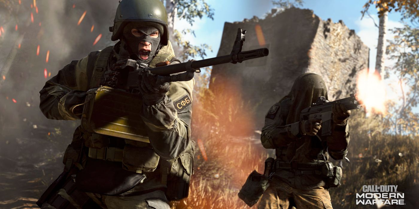 Call of Duty: Modern Warfare Testing Fix for Major Exploit