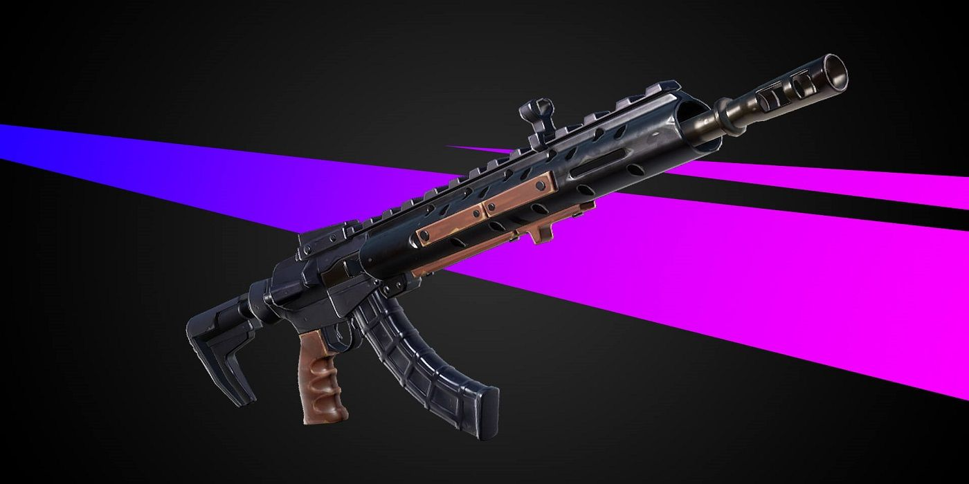 Transform Weapons Fortnite How To Sidegrade Weapons In Fortnite Game Rant