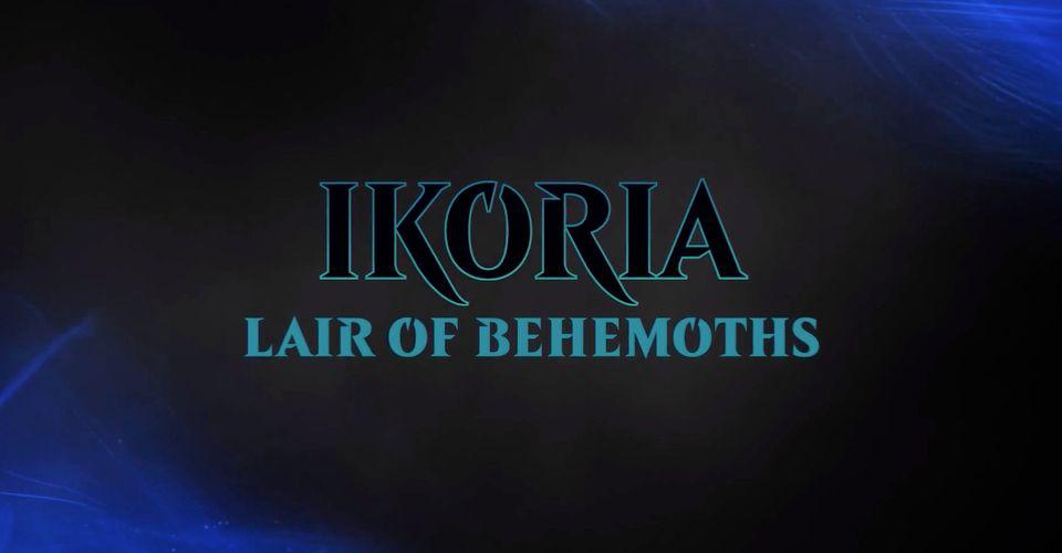 ikoria lair of behemoths art