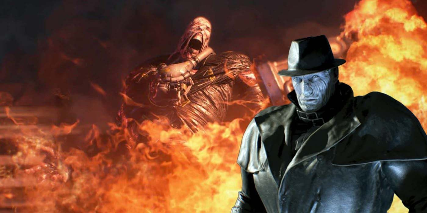 Resident Evil 3 S Nemesis Will Be Much Scarier Than Mr X