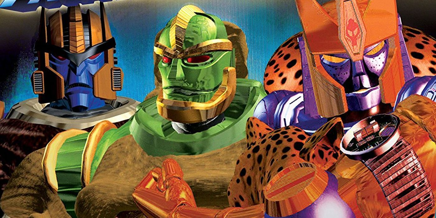 Besties == Beast Wars
