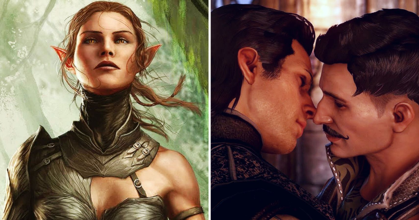 10 Games With The Most Inclusive Romance Options | Game Rant