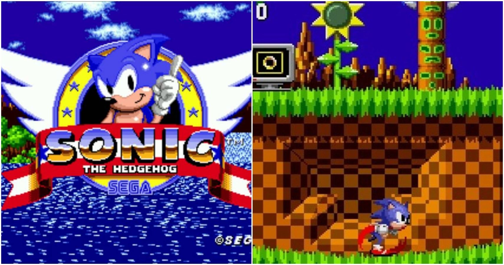 Sonic The Hedgehog Every Game On The Sega Genesis Ranked