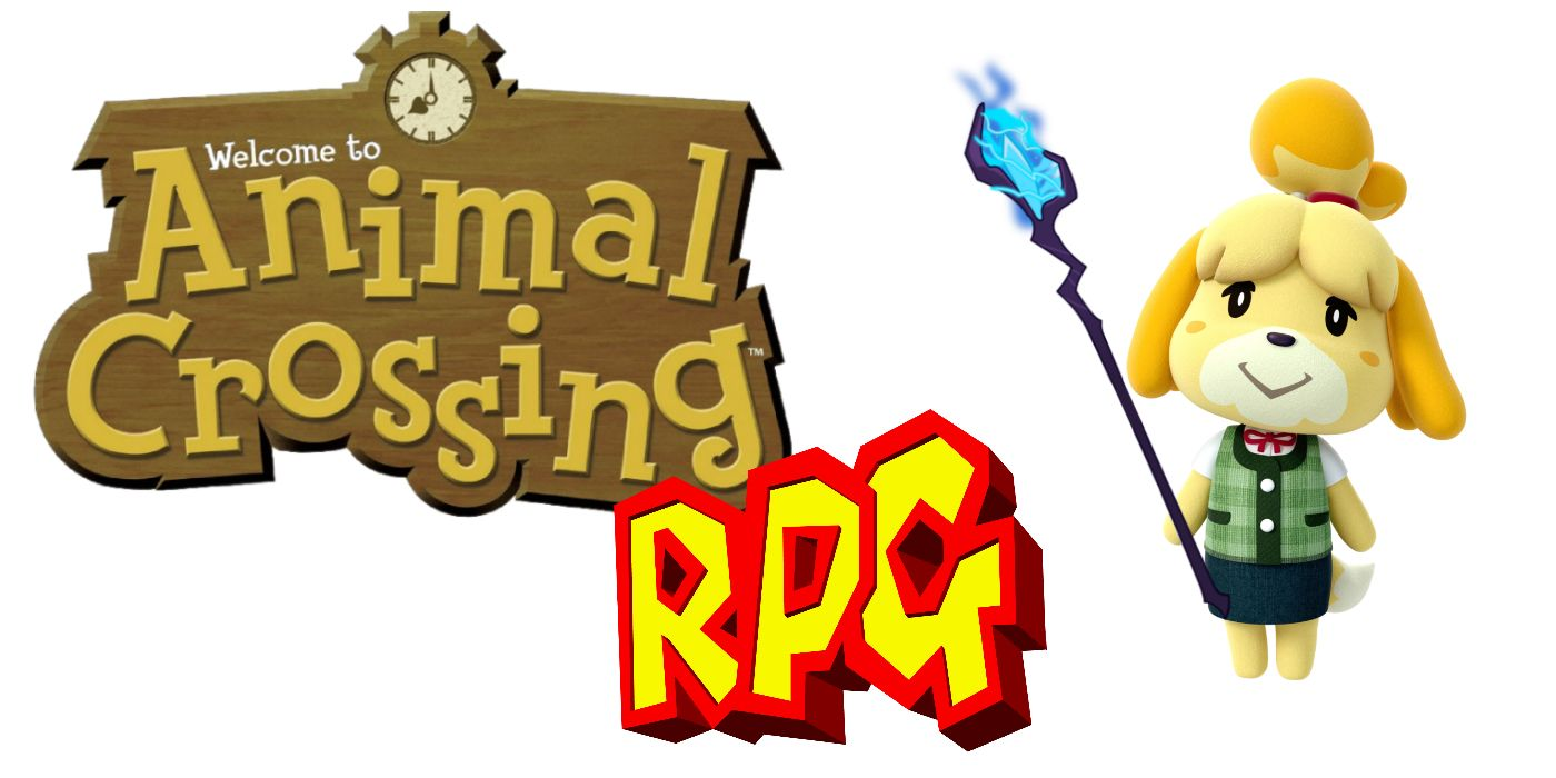 Artist Gives Animal Crossing: New Horizons Characters Fantasy RPG Classes