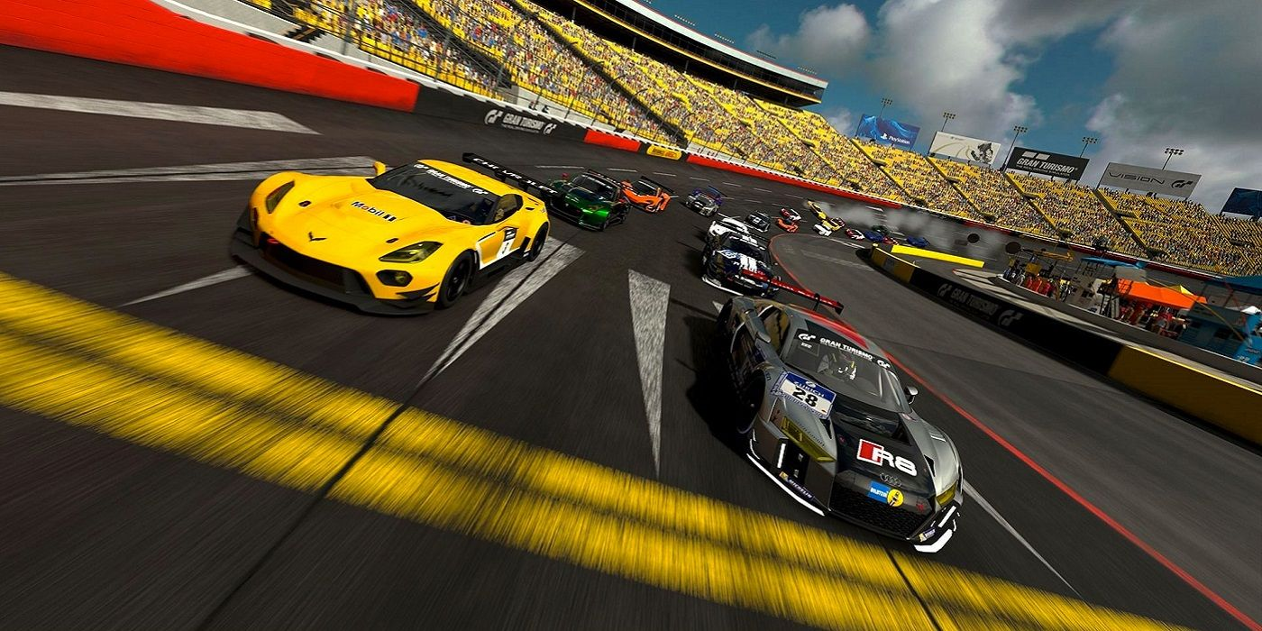 Gran Turismo on PS5 Possibly Aiming for 240 Frames Per Second
