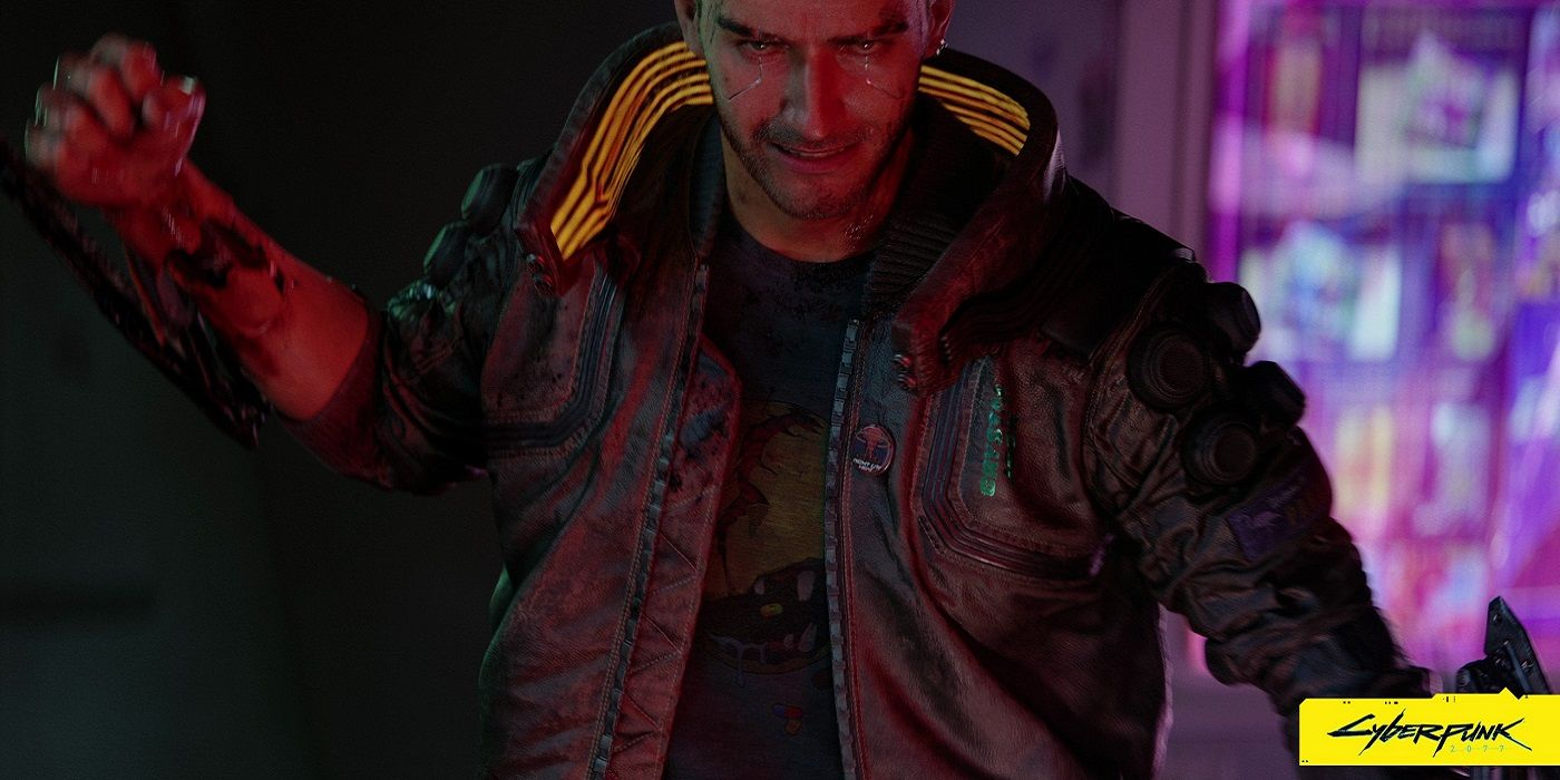 CD Projekt RED is Selling an Expensive Cyberpunk 2077 Backpack