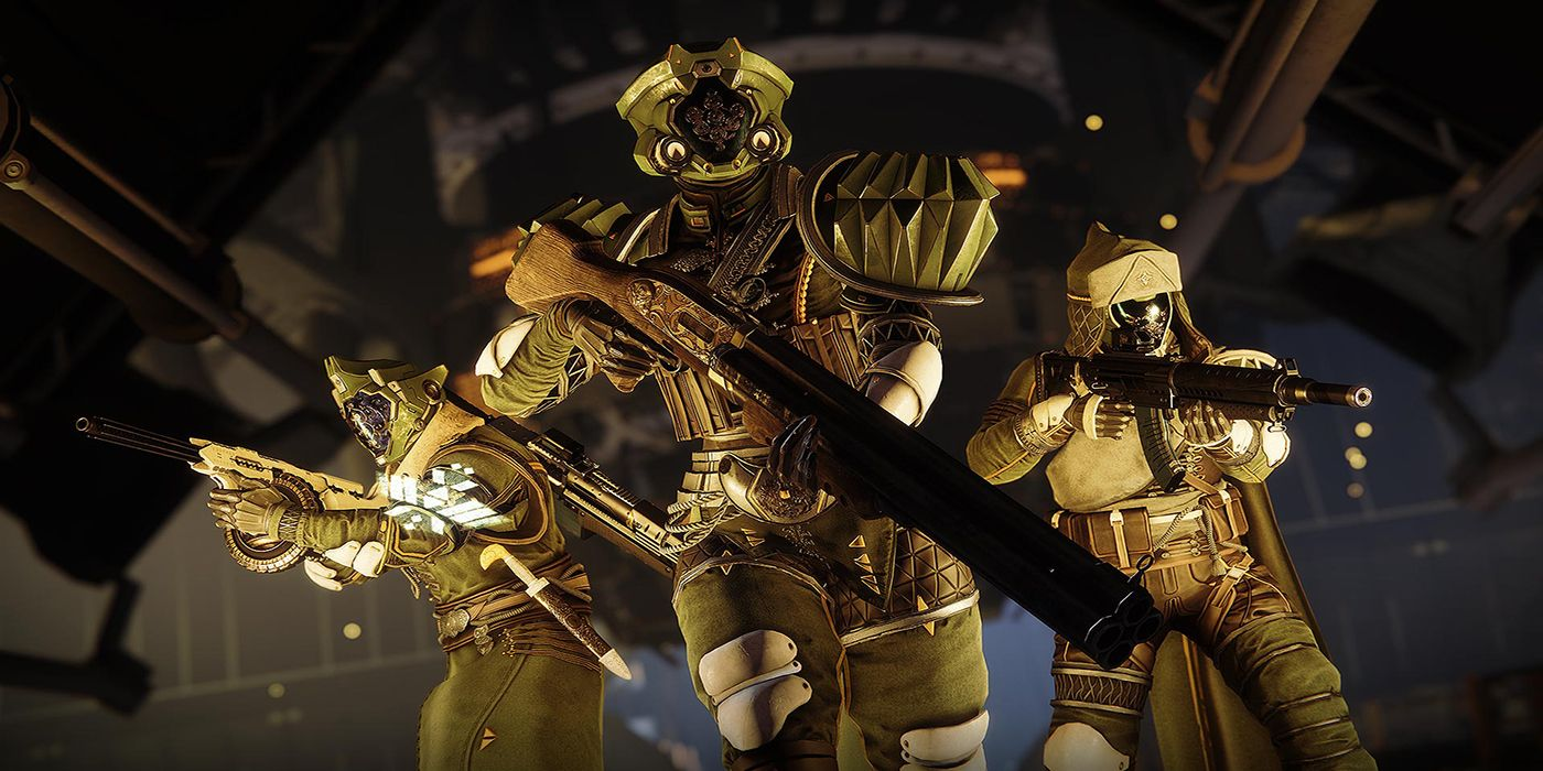Best Destiny 2 Mods to Pair With Wrath of Rasputin and Warmind Cells
