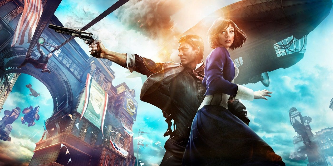How Long Does BioShock Infinite Take to Beat? | Game Rant