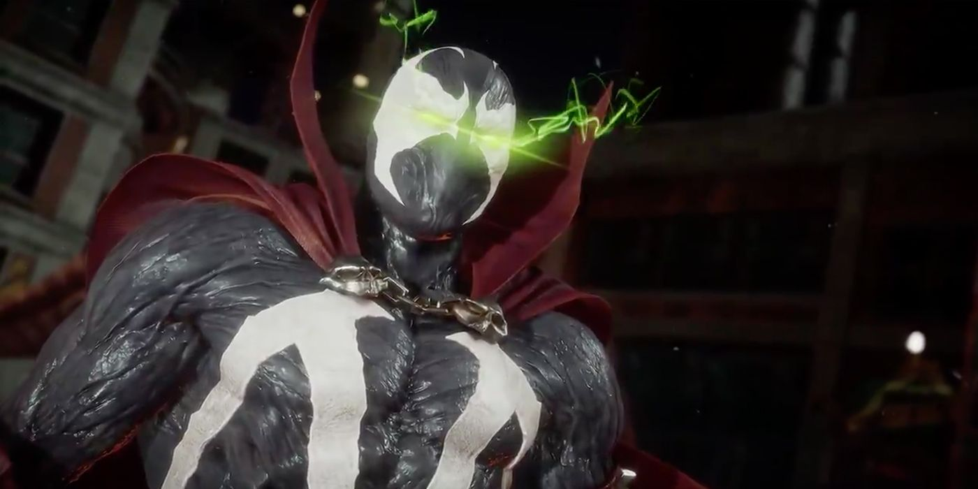 Image result for spawn mortal kombat 11