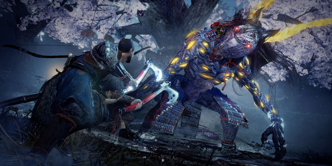 Here's How Long It Takes to Beat Nioh 2