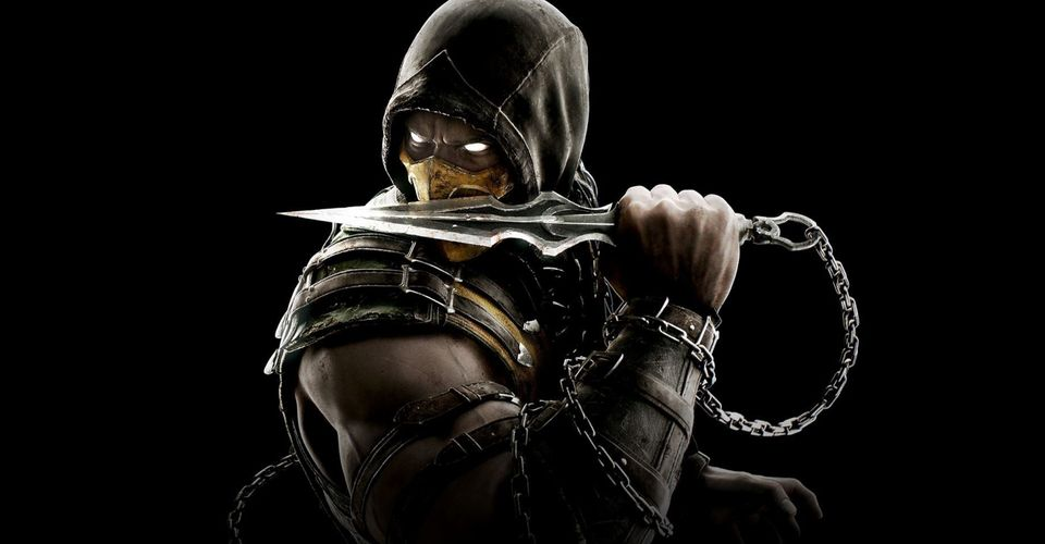 Mortal Kombat Creator Ed Boon And Scorpion Give Fans Coronavirus