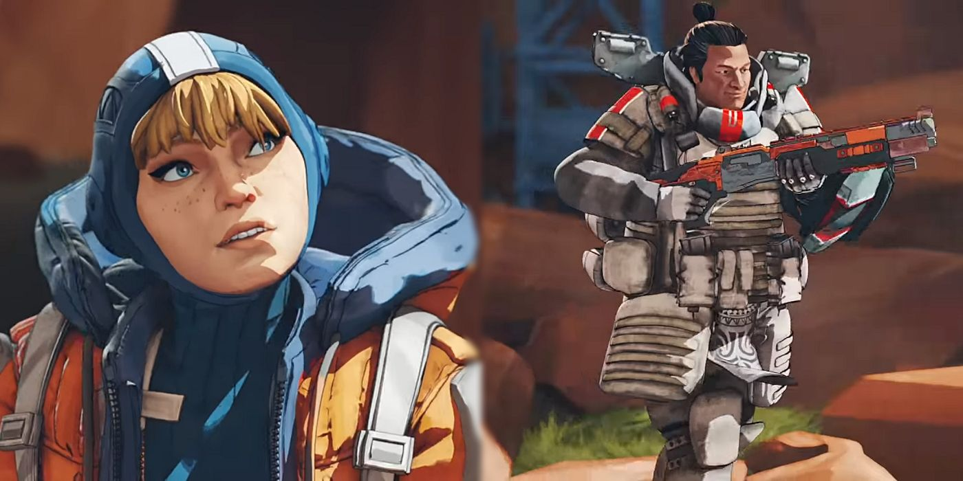 Apex Legends: King's Canyon Character Tier List   Game Rant