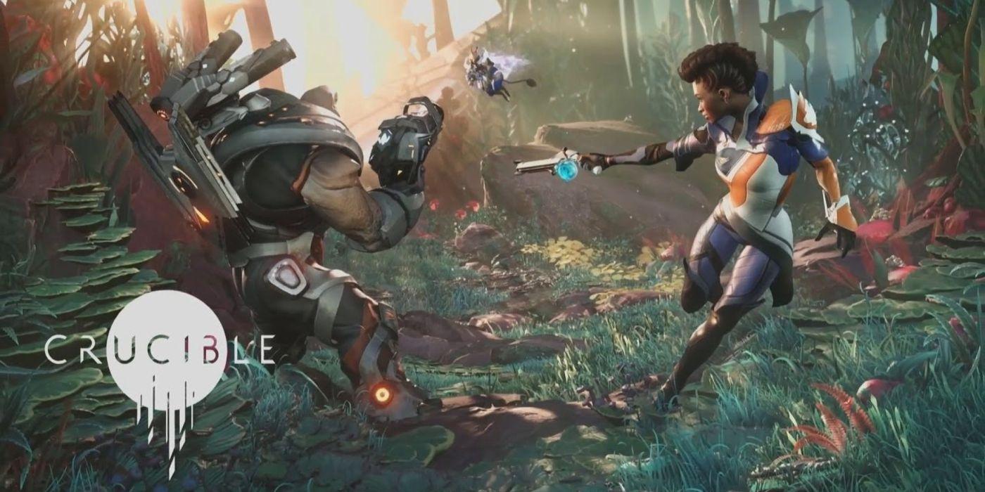 Amazon Confirms Multiplayer Shooter 'Crucible' Release Window