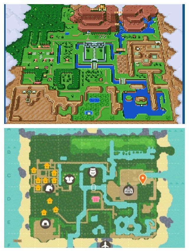Animal Crossing 10 Amazing Terraforming Makeovers Game Rant