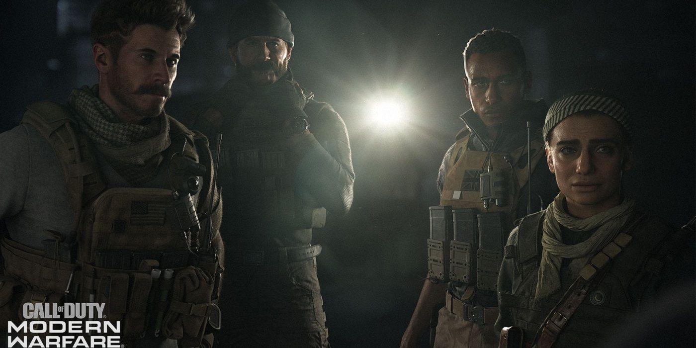 Call of Duty: Modern Warfare Narrative Director Teases ...