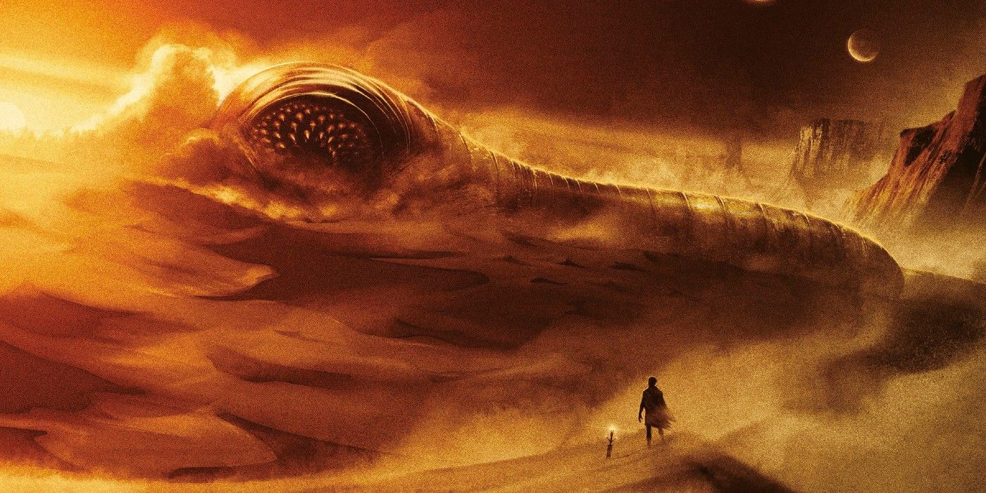 Dunes New Sandworm Creature Design Took A Full Year To