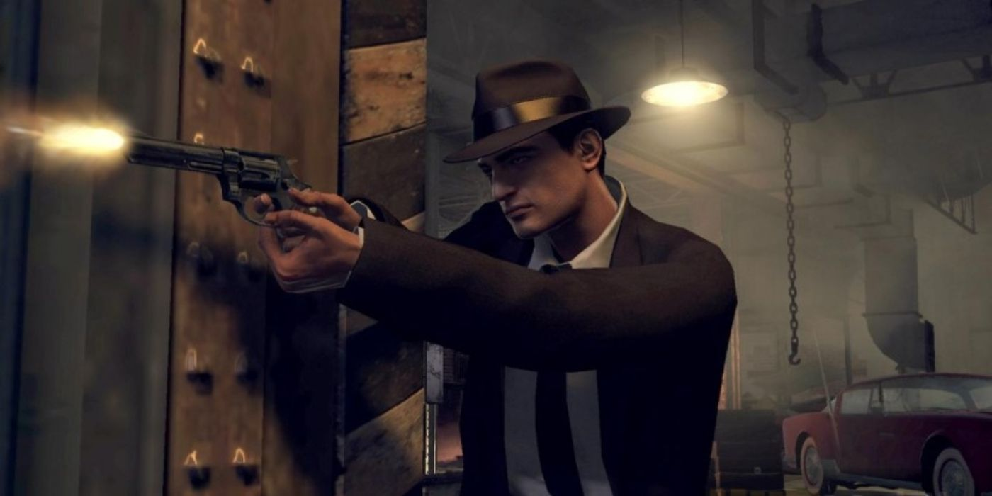Mafia 2 Definitive Edition in the Works Game Rant