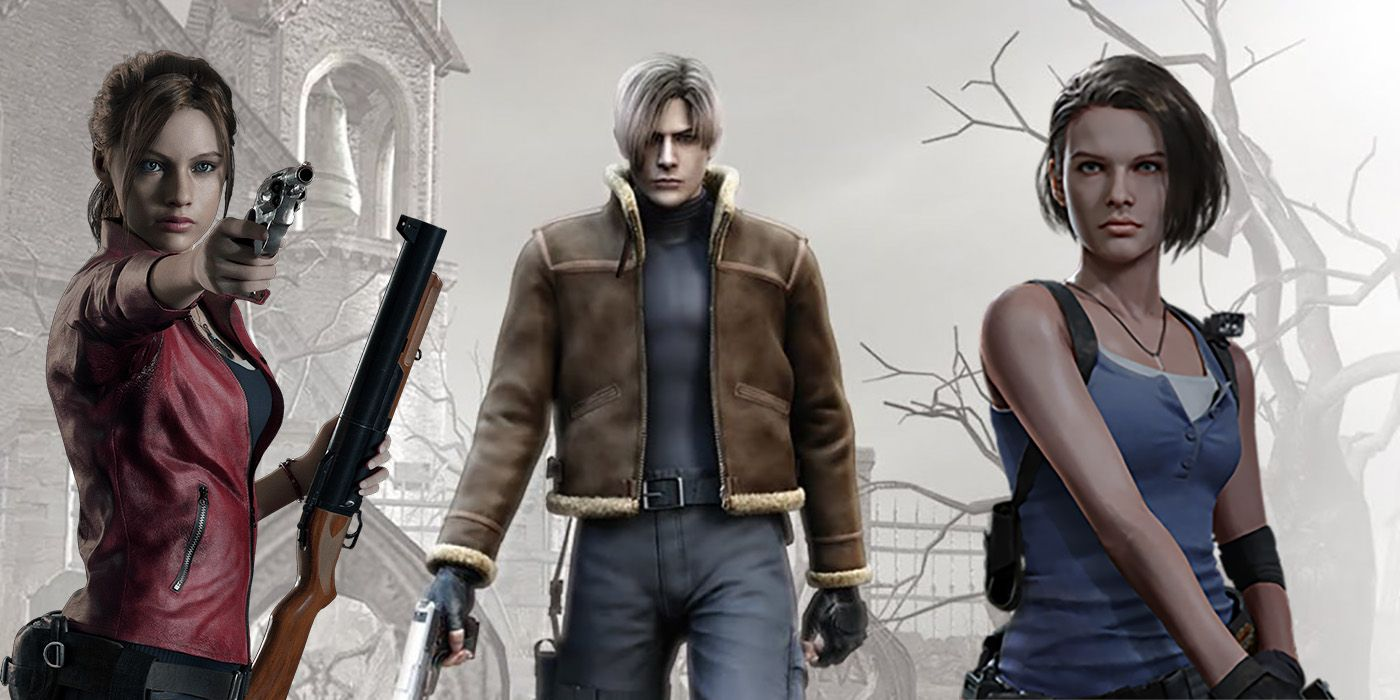 Will Resident Evil 4 Remake Be More Like Re2 Or Re3 Game Rant