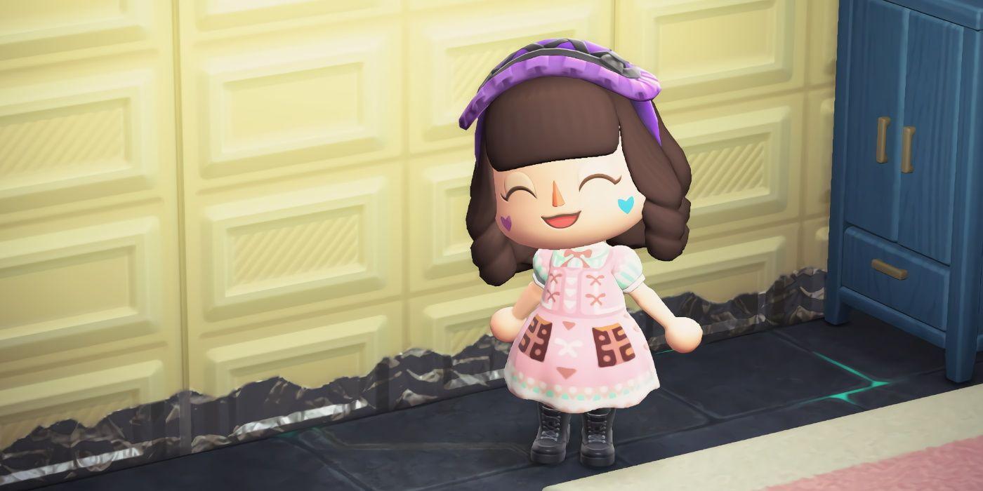 Lolita Fashion Dress Codes For Animal Crossing New Horizons