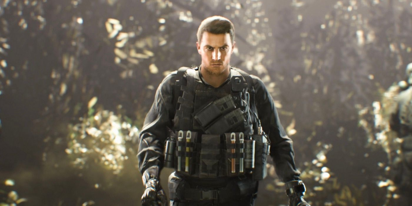 Chris Redfield May Be Getting Redesign In Resident Evil 8