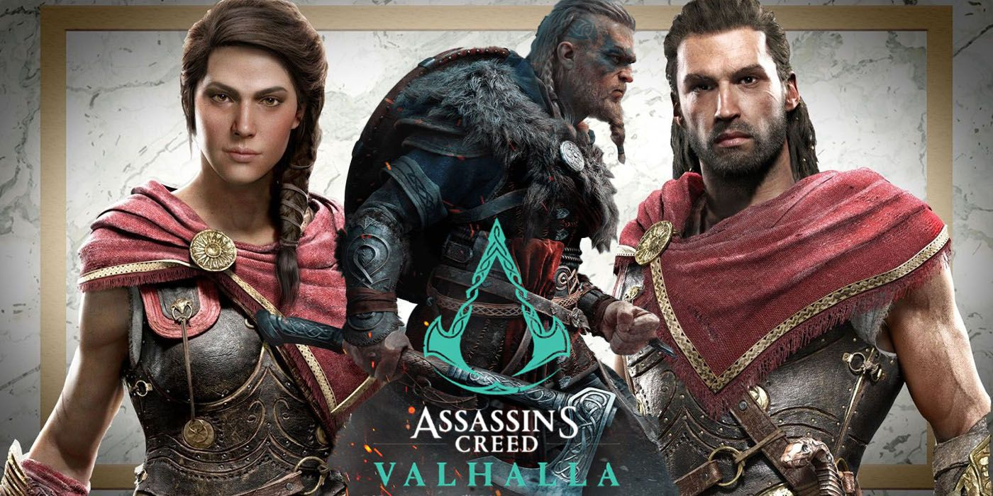 Assassin S Creed Valhalla S Protagonist Canonicity Is A Big