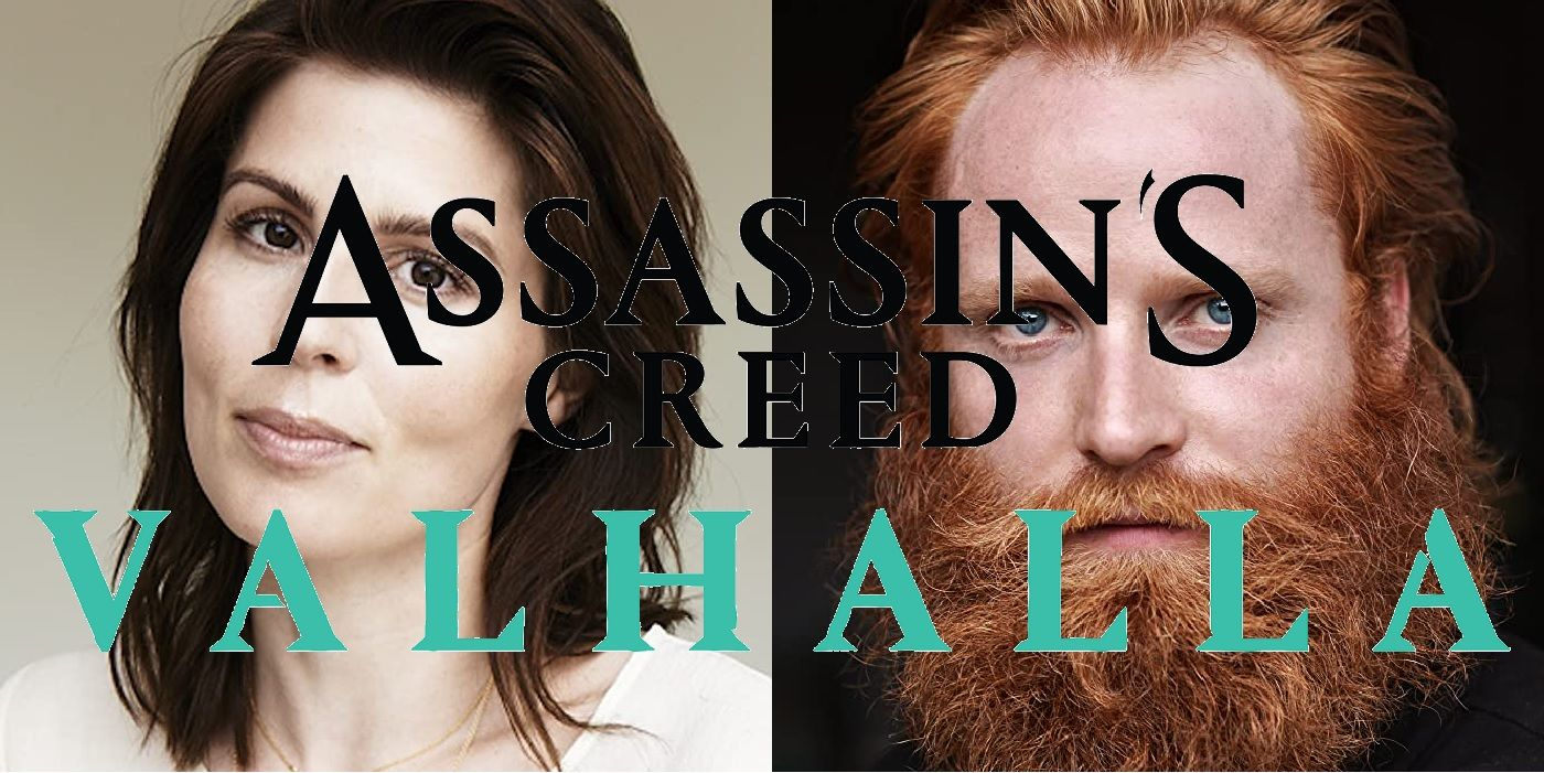 Assassin S Creed Valhalla Confirms Actors For Male And Female Eivor