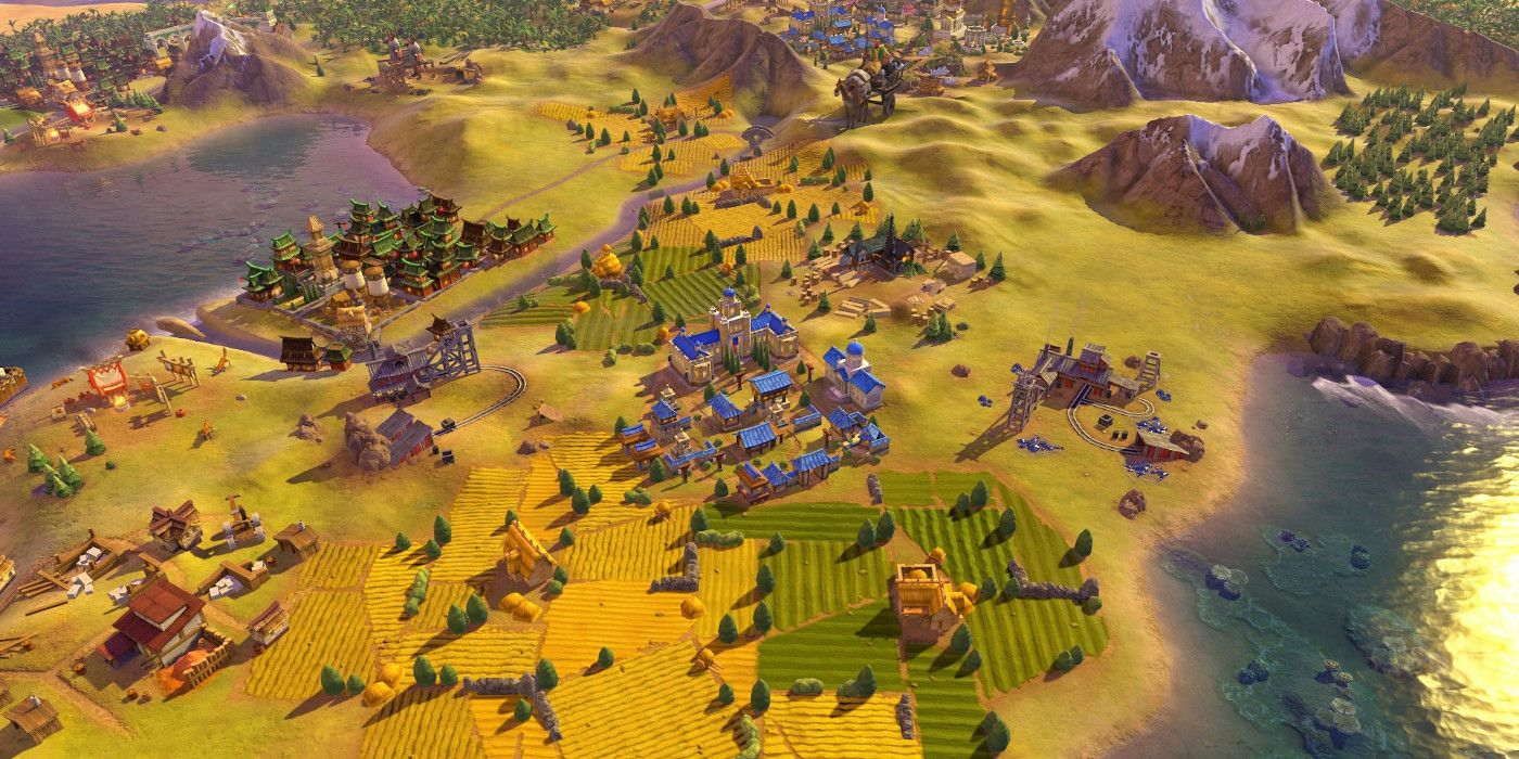 Civilization 6: Should You Keep or Raze Cities   Game Rant