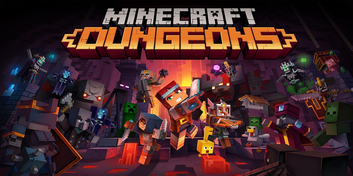 Minecraft Dungeons Free Download v1.3.2.0.4307136