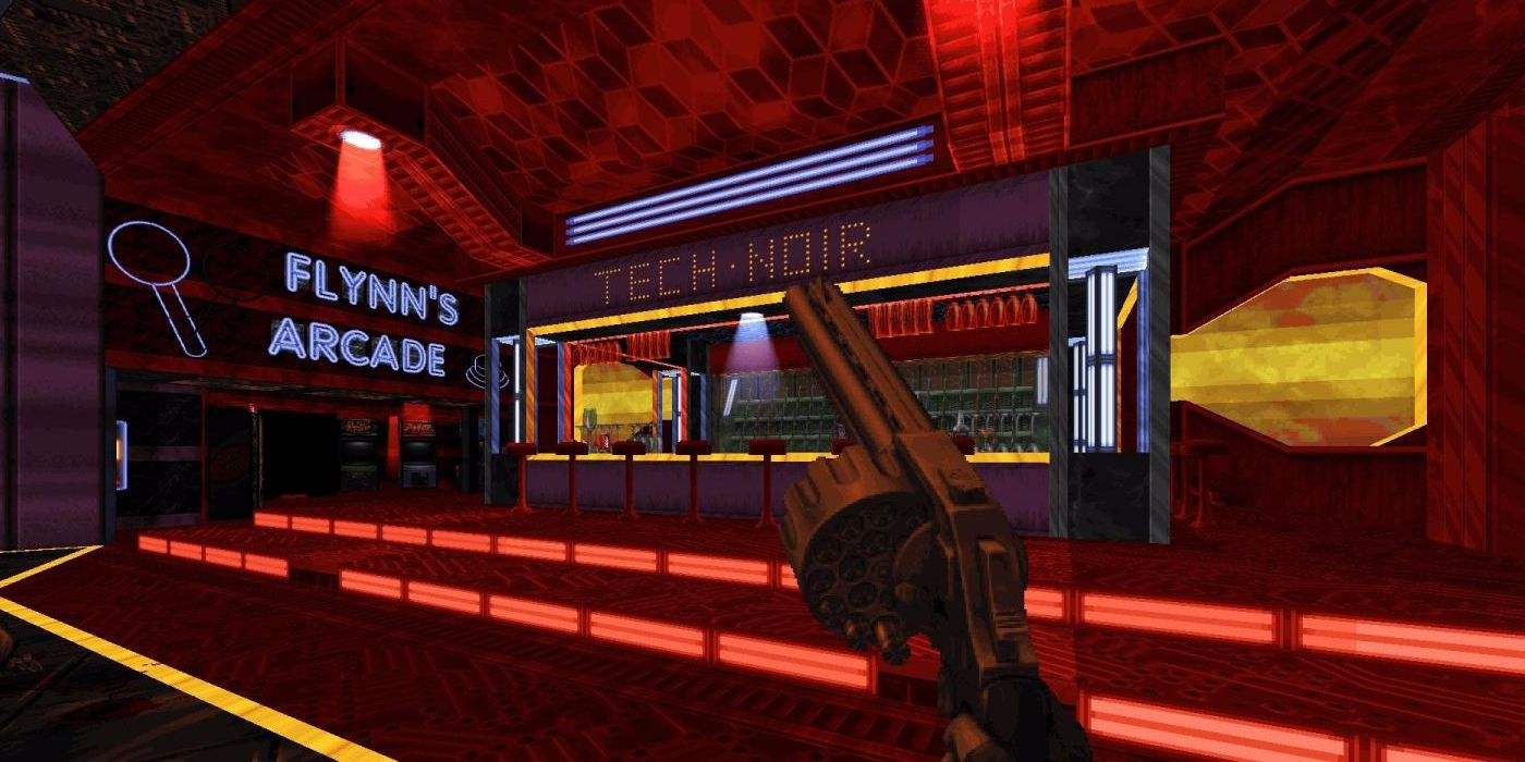 Controversial FPS Ion Fury Now on Consoles