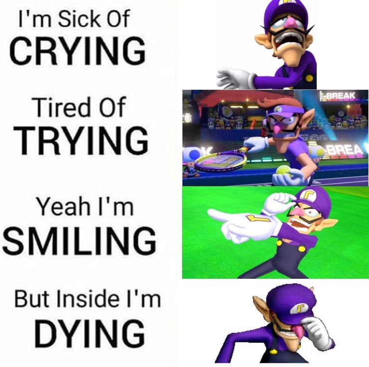 Mario 10 Waluigi Memes That Will Leave You Cry Laughing