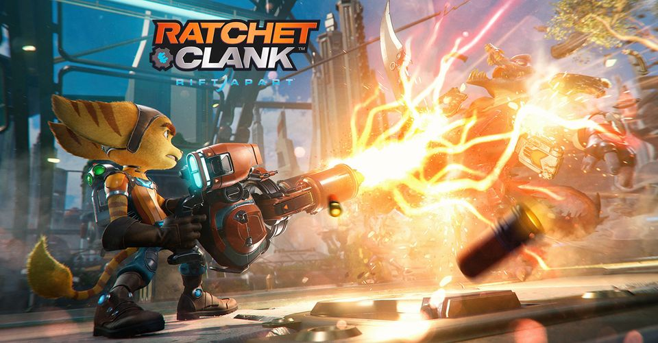 Ratchet And Clank Rift Apart Might Be The Most Impressive Ps5