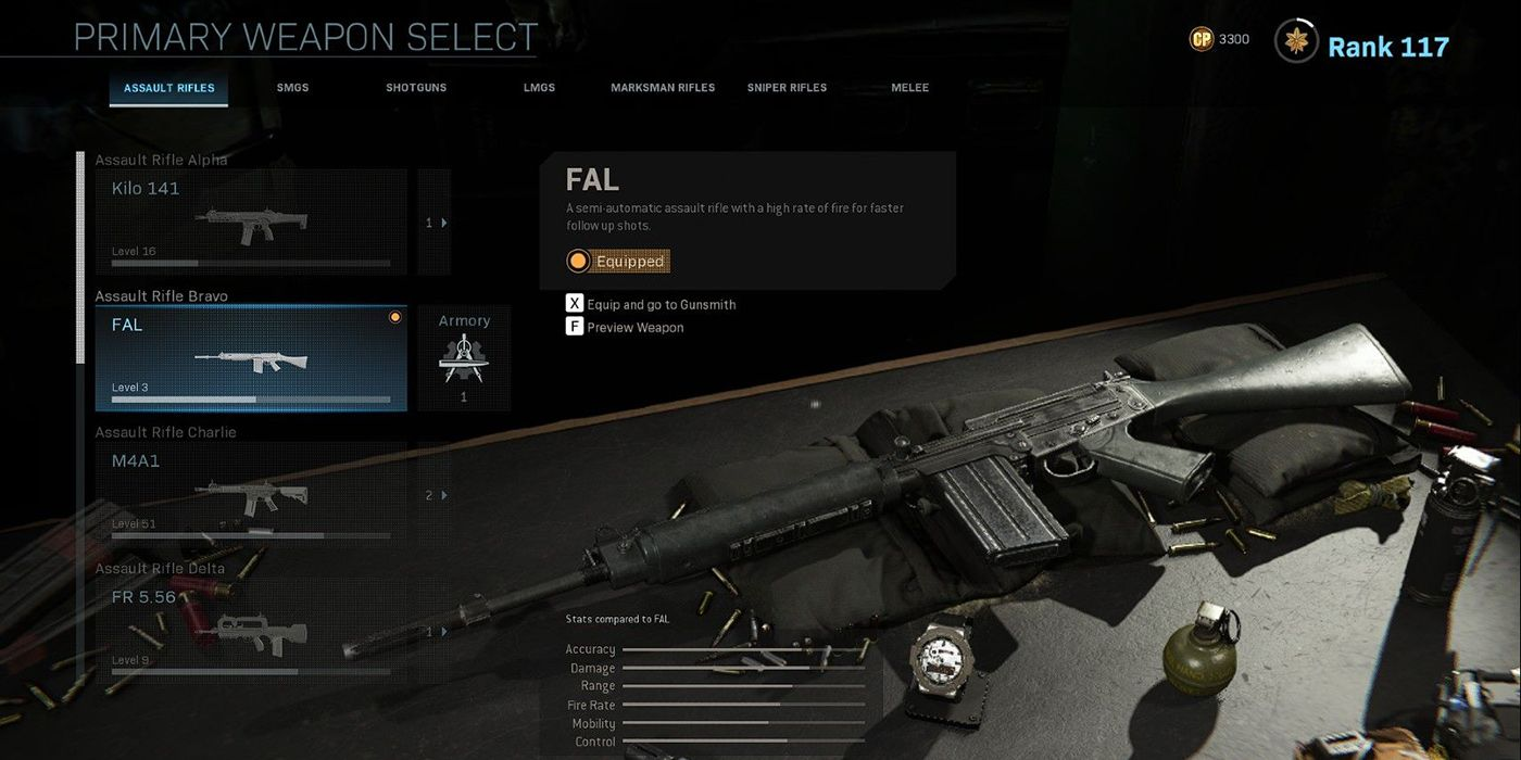 Call of Duty: Best FAL Loadouts for Modern Warfare and Warzone