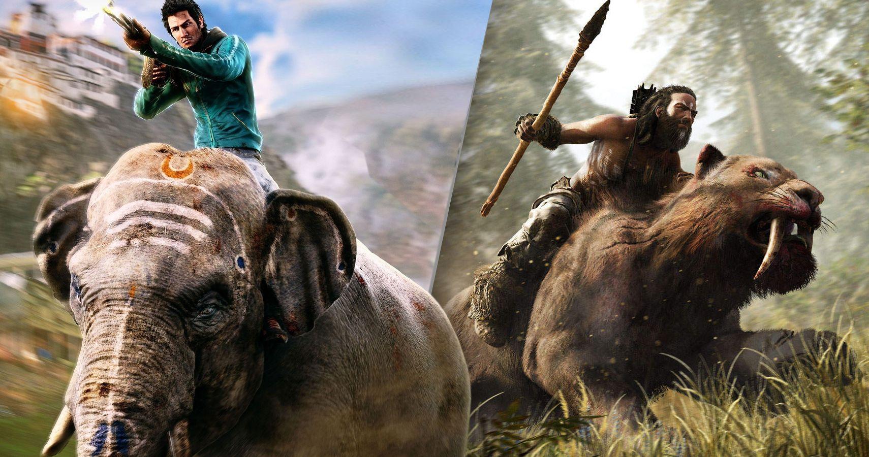 Far Cry 10 Hardest Animals To Kill Game Rant