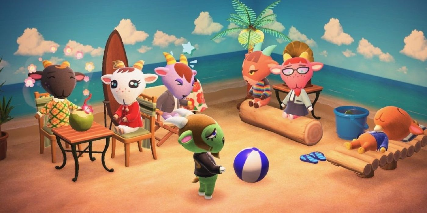 Animal Crossing: Ranking Every Goat Villager in the Series