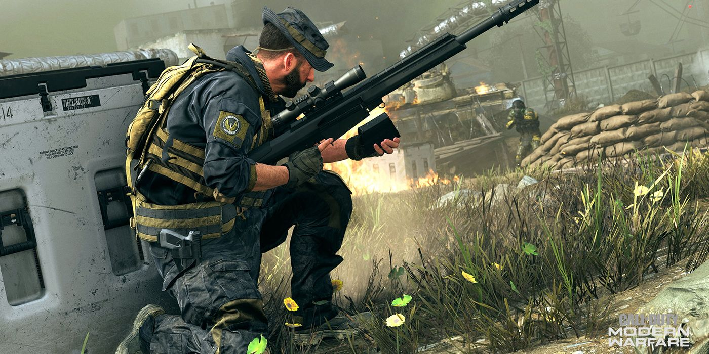 Call of Duty: Modern Warfare July 9 Update Fixes Rytec AMR Bugs