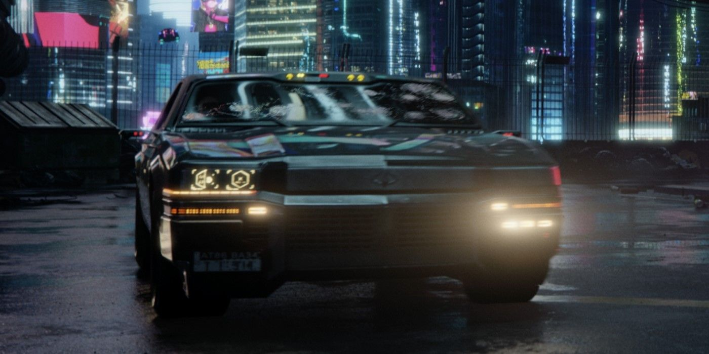 Cyberpunk 2077: Every Vehicle Revealed So Far | Game Rant