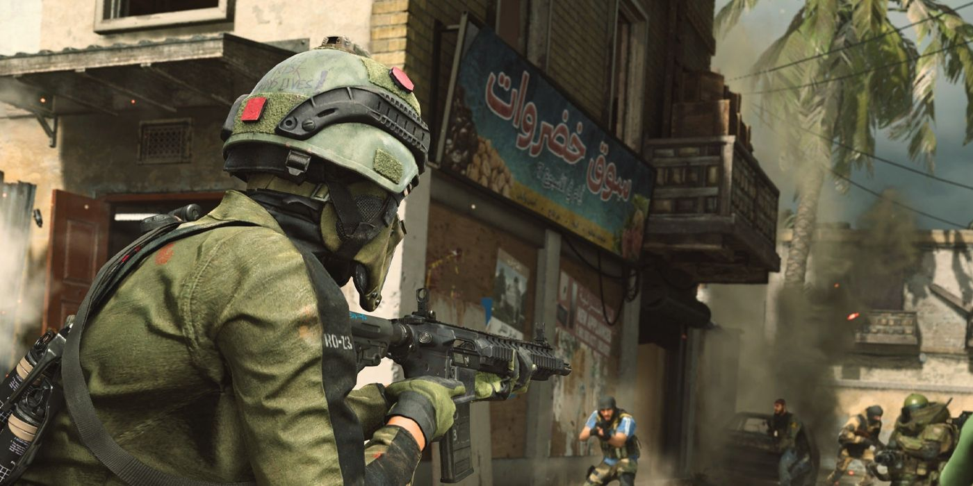 New Call of Duty: Modern Warfare Operator Has Aliens Easter Egg