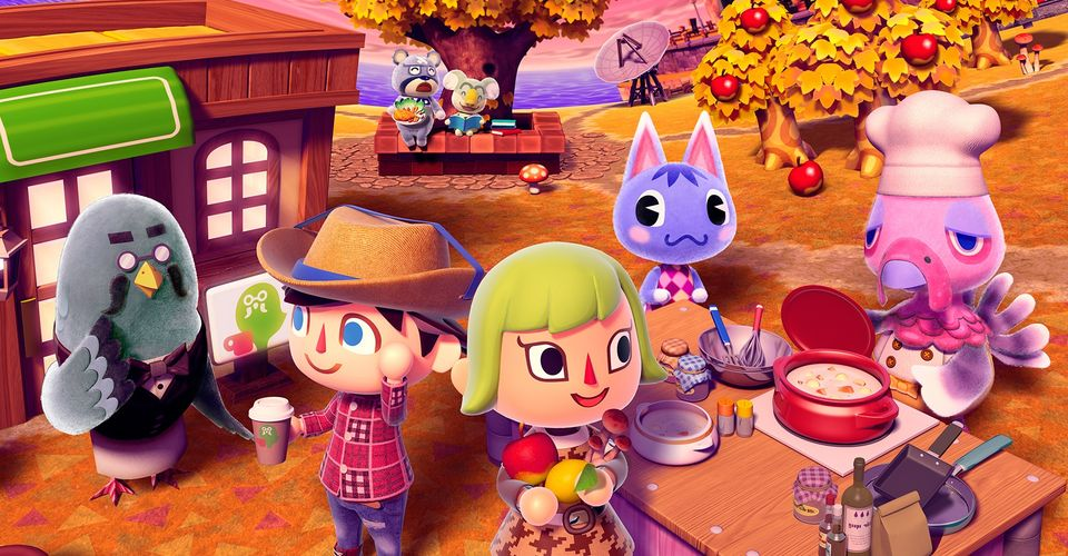 Animal Crossing New Leaf Everything You Can Do During The Harvest Festival The secret ingredient to this recipe for both hemispheres is a. animal crossing new leaf everything