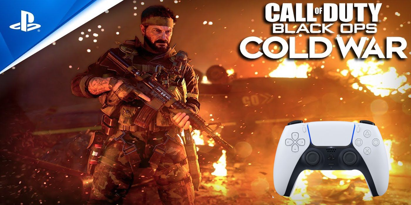 Call Of Duty Black Ops Cold War Uses Dualsense Adaptive Triggers