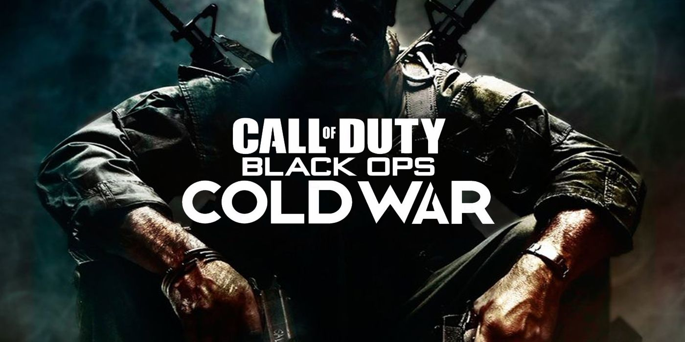 Call Of Duty Black Ops Cold War Tease Appears In Warzone