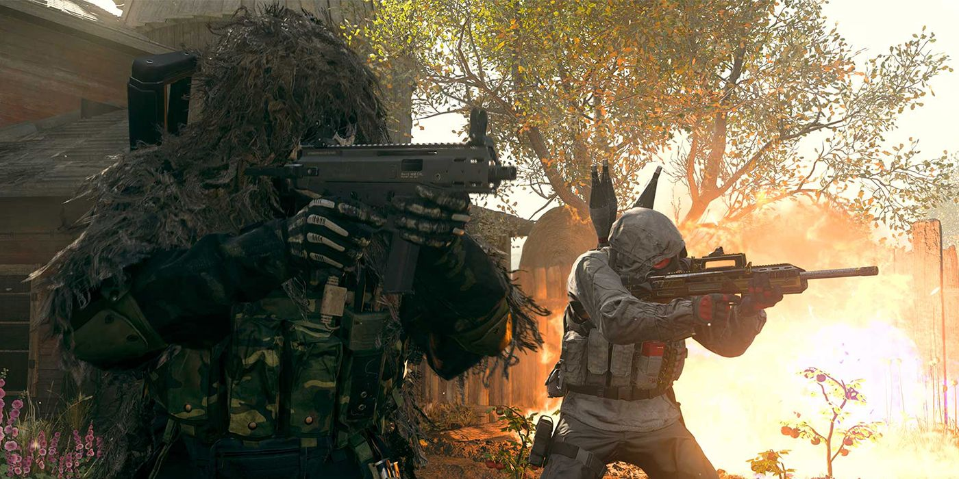 Call Of Duty Season 5 Reveals New Weapons For Modern Warfare And Warzone