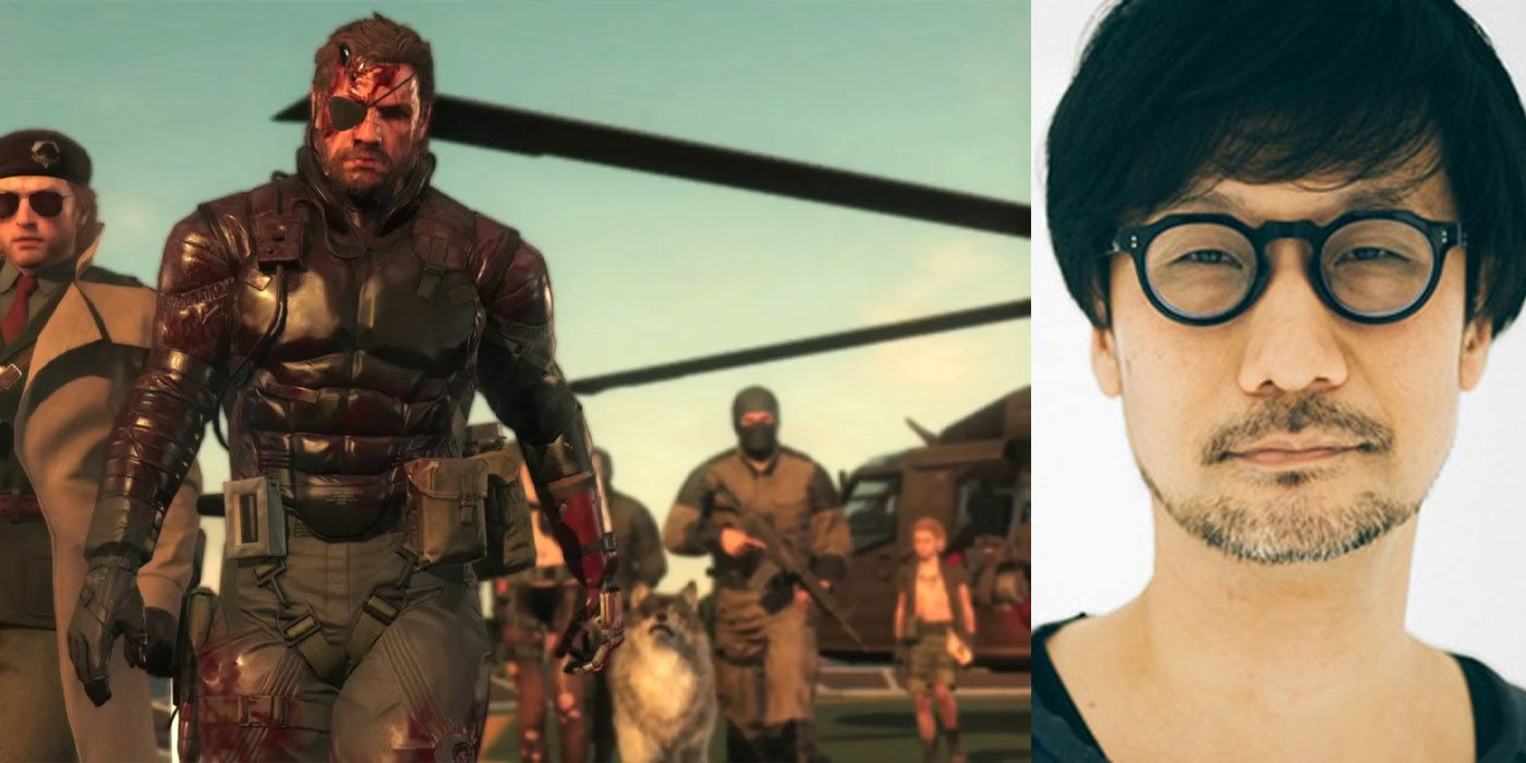 10 Crazy Stories About Metal Gear Solid 5's Development
