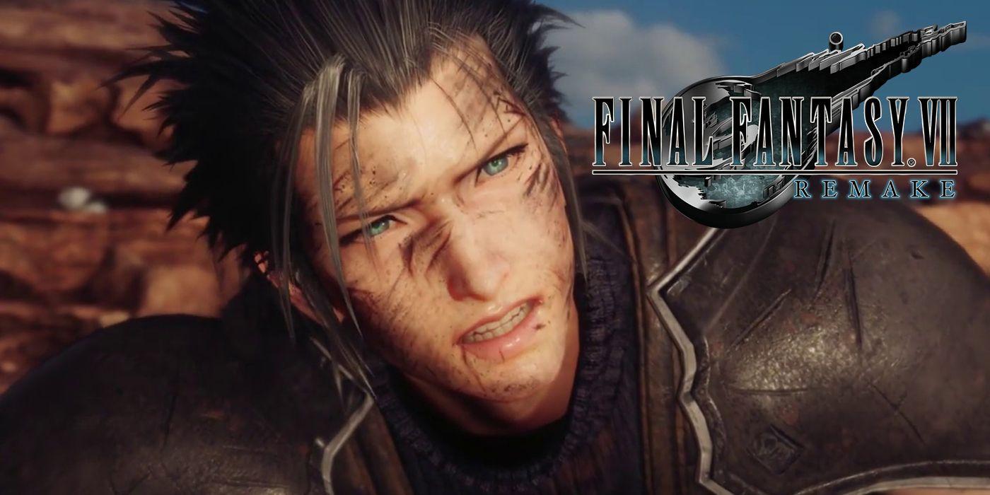 Final Fantasy 7 Intergrade Novo Final Explicado 1